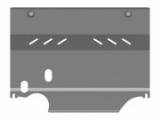 Защита (картера и КПП) Toyota RAV 4 2006 - {2,0 AT, MT} сталь 1,5 мм