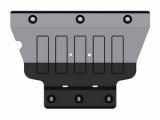 Защита картера и КПП для VOLKSWAGEN Golf, Golf Sportsvan, 2 013-/ Seat Leon Referance, , сталь