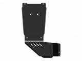 защита {КПП и РК} CHEVROLET Trail Blazer (2012 -) 3,6 АТ ; сталь 2,5 мм, Гибка, кг., 2 листа