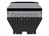 защита {картера и КПП} VOLKSWAGEN Caravelle (2013 -) 2,0 TD МТ (кузов: T5) сталь
