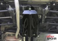 Защита редуктора + комплект крепежа, Сталь, Nissan Terrano 2016-, V - 1.6; 2.0; полный привод/Nissan Terrano 2014-2016, V - 1.6; 2.0; полный привод/Renault Duster 2015-, V - 1.6; 2.0; 1.5d; полный привод/Renault Kaptur 2016-, V - 2.0; полный привод/Renault Duster 2011-2015, V - 1.6; 2.0; 1.5d; полный привод