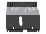 защита {картера и КПП} CHEVROLET Cobalt (2013 -) 1,5 МТ, АТ ; сталь 2 мм, Гибка, 8,25кг., 1 лист