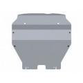 Защита {картера и КПП} VOLKSWAGEN Caravelle (2013 -) 2,0 TD МТ (кузов: T5) алюмин