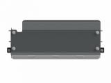 Защита {рулевых тяг} TOYOTA Land Cruiser 76/ 79 (2012 -) 4,0 МТ; 4,2D МТ ; алюмин
