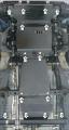 Защита (двигатель, КПП, раздатка) Toyota Hilux 2,4i, 2,8i (2015-)