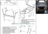 защита {картера и КПП} VOLKSWAGEN Bora/Jetta/Golf IV до 75 лс (1997 - 2003) 1,4 (кузов: 1)