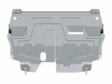 Защита картера и КПП VOLKSWAGEN Polo (2009 -) 1.2 ; 1.2TSI ; 1.4 ; 1.4GTI + DSG; AT; MT Polo (sedan)/сборк