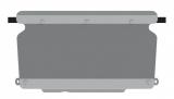 защита {картера и КПП} RENAULT Laguna (2007 -) 1,5 TD МТ ; сталь 2 мм, Гибка, 10,85кг., 1 лист