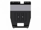 Защита {картера и КПП} CHERY Tiggo 5 (2014 -) 1,6 МТ (кузов: T21) сталь 2 мм, Универсальный штамп, 1