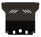 Защита картера, LADA 2104 ; 2105 ; 2107 , 1,2; 1,3; 1,5; 1,6, 1981 - 2012, сталь 2 мм