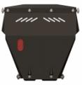 Защита картера и КПП, ZAZ Sens , 1,3, 2007 -, сталь 2 мм