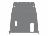 защита (картера и КПП) LADA Granta (Lada 2190) поверх пыльника (2011 -) 1.6 MT, АТ {сталь 1,5 мм}