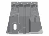 защита (картера и КПП) LADA Granta (Lada 2190) (2011 -) 1.6 МТ, АТ {сталь 1,5 мм} Штамповка