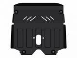 Защита {картера и КПП} CHERY Bonus 3 (2014 -) 1,6 АТ (кузов: A19) сталь 2 мм, Универсальный штамп, 1