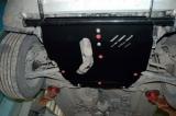 Защита {картера и КПП} CHERY Tiggo с кенгурином «Беркут» (2005 -) 2,4 ; сталь 2,5 мм, Гибка, 12,46кг