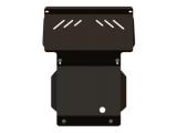 Защита {картера и КПП} BAW Fenix BJ1044PPU52 (2007 -) 3,2 ; сталь 2,5 мм, Гибка, 31,95кг., 2 листа