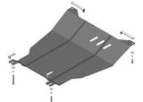 Защита (двигатель, КПП) стальная 2 мм Д; КПП; Сhangan CS35 c 2013
