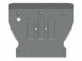 Защита {картера} AUDI Q 7 (2015 -) 3,0 TDI quatrtro Tiptronic; 3,0 TFSI quatrtro Tiptronic ; алюмин.