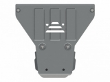 защита {КПП} AUDI Q 7 (2015 -) 3,0 TDI quatrtro Tiptronic; 3,0 TFSI quatrtro Tiptronic ; алюмин. 4 м