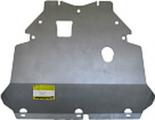 Защита алюминиевая Мотодор 30701 Ford Kuga