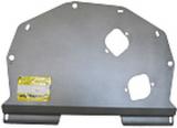 Защита алюминиевая Мотодор 30802 Honda Civic VIII