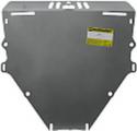 Защита алюминиевая Мотодор 30803 Honda CR-V III