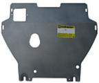 Защита алюминиевая Мотодор 30807 Honda CR-V IV