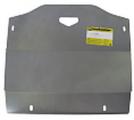 Защита алюминиевая Мотодор 31306 Mitsubishi Pajero Sport II