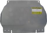 Защита алюминиевая Мотодор 31318 Mitsubishi Pajero Sport II