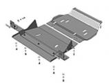 Защита алюминиевая Мотодор 31320 Mitsubishi Pajero Sport II