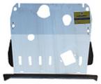 Защита алюминиевая Мотодор 31402 Nissan X-Trail