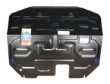 АвтоЩИТ/Защита картера двигателя и КПП HYUNDAI ix35 (2010-)/3141