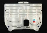 """Защита картера двигателя и КПП HYUNDAI """"Veloster""""(2011-) 3157"""