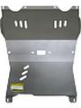 Защита алюминиевая Мотодор 32201 Subaru Forester