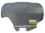 Защита алюминиевая Мотодор 32217 Subaru Forester