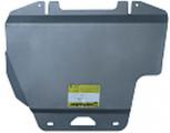Защита алюминиевая Мотодор 32221 Subaru Legacy Turbo