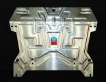 """Защита картера двигателя и КПП HONDA """"Crosstour"""" (2010-) 3225"""
