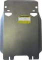 Защита алюминиевая Мотодор 32503 Toyota Land Cruiser Prado 150