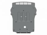 Защита {картера} BMW X5 M50d (2016 -) 3,0 AT (AL 4 мм)