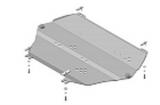 Защита алюминиевая Мотодор 32604 Volvo XC90