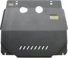 Защита алюминиевая 5 мм Д, ПДф, КПП, РК Chevrolet Express