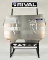 Защита картера и КПП Rival, , AUDI A1 V - все, 2010-, крепеж в комплекте, алюминий, ()Sale