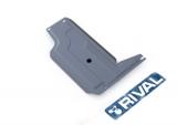 Защита раздатки, Chevrolet Niva V - 1.7, 2002-2009/2009-, крепеж в комплекте, алюминий