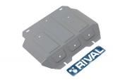 защита картера Автоброня Great Wall Hover H3 (бензин) ,V - 2,0T (turbo)