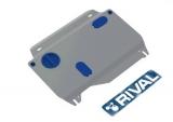 защита картера и КПП Автоброня Honda Civic 4dr , V - 1,8
