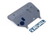 защита картера и КПП Автоброня Lexus NX, 200 , V-2,0 (150hp)