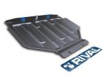 защита картера часть 2 Автоброня Toyota LC200 , V - 4,5TD; 4,6; 4,7