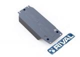 Защита КПП Rival, , Toyota Tundra V - 5.7, 2007-, крепеж в комплекте, алюминий, ()