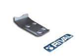Защита редуктора  Toyota Rav 4 V - 2.0, 4WD, 2013-, крепеж в комплекте, алюминий, ()