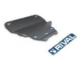защита картера и КПП Автоброня Volvo V40 Cross Country, V - 2,0 AWD